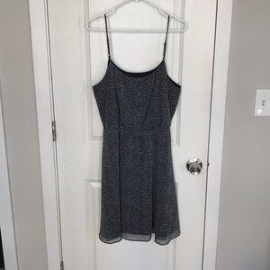 Loft spaghetti strap dress